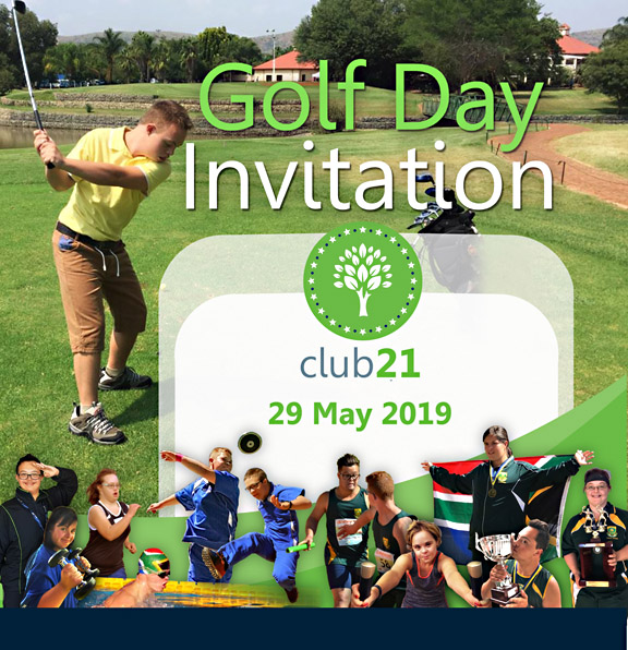 Club21 Golf Day Invitation Sport Academy