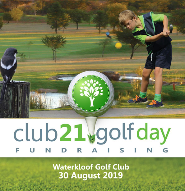 Club21 Learning Center Golf Day 2019 Invitation